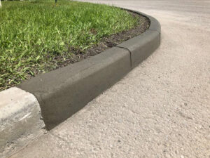 Commercial Curb